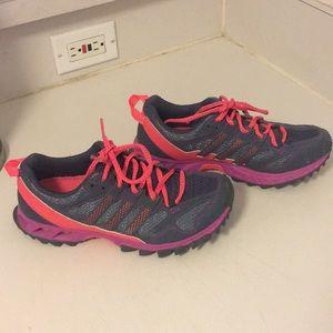 Adidas run strong trail running shoes 7